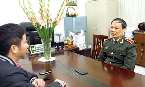 Đại diện Bộ Công an nói gì về phát ngôn của tướng Trần Sơn Hà? - ảnh 1