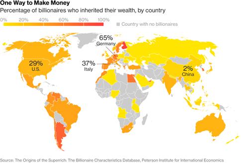 Gia tộc giàu 700 năm tiết lộ vấn đề đau đầu của kinh tế châu Âu - ảnh 3