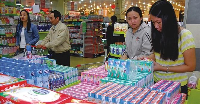 Bộ Công thương: Tỷ lệ hàng Việt không giảm tại các chuỗi siêu thị ngoại
