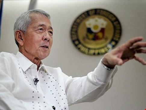 Philippines không đàm phán trừ phi Trung Quốc dừng khiêu khích trên Biển Đông - ảnh 2