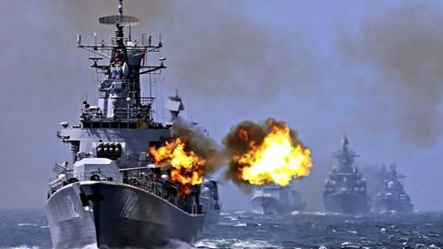 Mục đích cuộc tập trận của Trung Quốc gần vịnh Bắc Bộ - ảnh 1