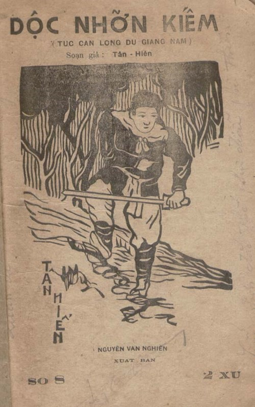 Truyện chưởng trên báo Sài Gòn xưa - ảnh 3