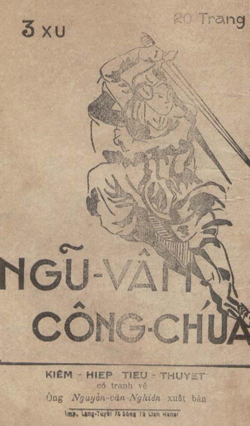 Truyện chưởng trên báo Sài Gòn xưa - ảnh 2