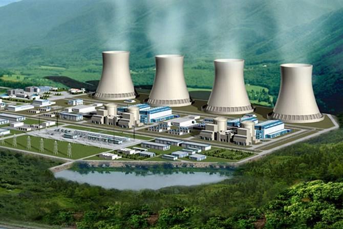 Hàng loạt lò phản ứng hạt nhân của Trung Quốc nằm rất gần Việt Nam