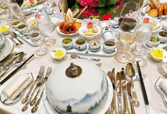 Tây Hồ, Trung Quốc, G20, yến tiệc, gốm sứ