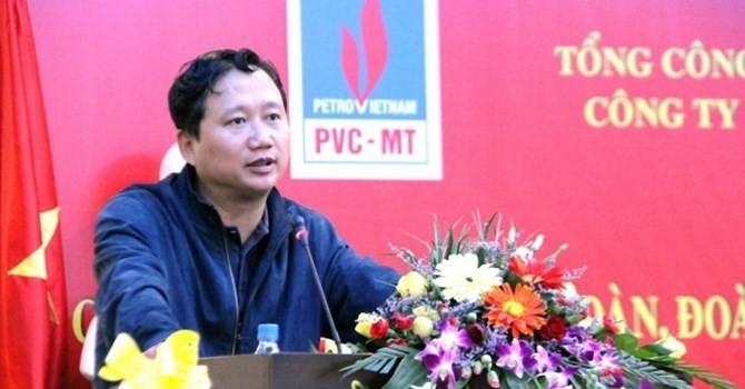 Ông Trịnh Xuân Thanh đang ở đâu?