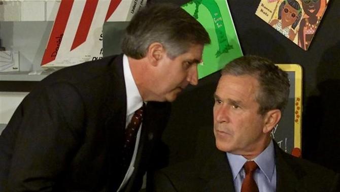 Lộ bản viết tay về phản ứng của tổng thống Bush ngày 11.9.2001 - ảnh 2