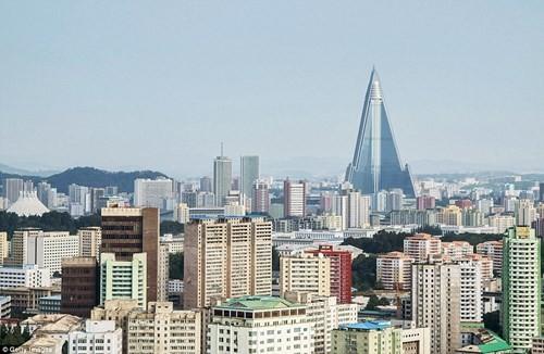 Khách sạn 6 sao của Triều Tiên bị chê tơi tả - ảnh 7