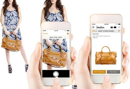 ứng dụng Snap Find Shop