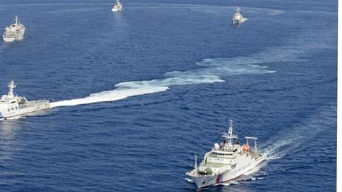 Tạp chí Diplomat: Mỹ làm gì để đối phó Trung Quốc trên Biển Đông, Hoa Đông? - ảnh 3