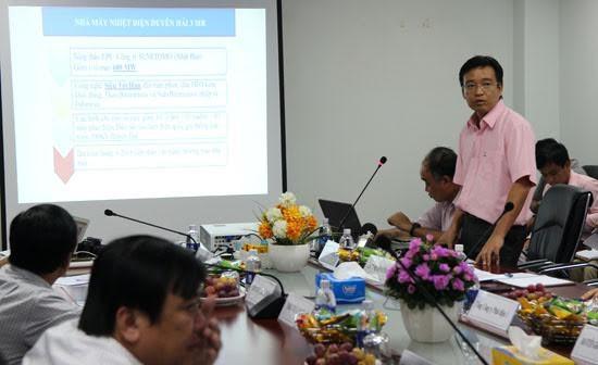 Nhiệt điện Duyên Hải 1, Formosa miền Tây, chủ tịch mttq nguyễn thiện nhân