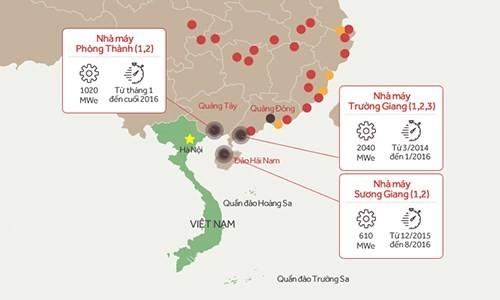 Việt Nam cử người sang Trung Quốc làm việc về điện hạt nhân gần biên giới