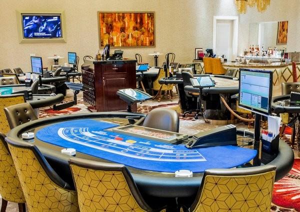 Casino, thí điểm người Việt vào casino, dự thảo casino, bộ tài chính,