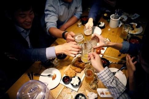 Cơn sốt gà rán và cuộc chiến giành thị phần ở Hàn Quốc - ảnh 1