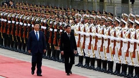 Nước Mỹ trước tình bạn mới Duterte - Trung Quốc- Kỳ 2: Khi Trung Quốc 'chơi đẹp' - ảnh 2