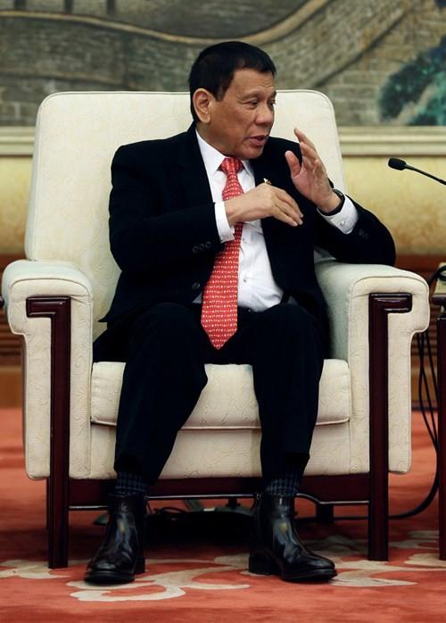 Nước Mỹ trước tình bạn mới Duterte - Trung Quốc - Kỳ 3: Không cần quá lo! - ảnh 4