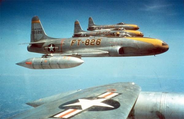 Mỹ, không lực, máy bay, chiến cơ, chiến đấu, tác chiến, định hình