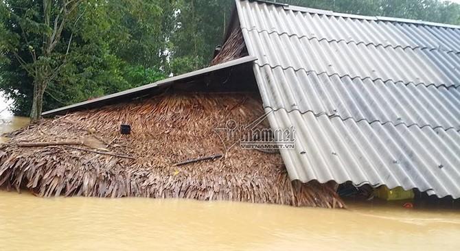 Lũ lụt miền Trung, lũ lụt Quảng Bình, lũ lụt Hà Tĩnh, Hương Khê