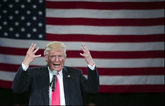 Donald Trump, bau cu thong thong my 2016, tong thong My, Hillary Clinton