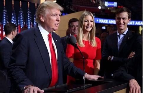 Ivanka Trump - cô con gái đứng sau thành công của Donald Trump - ảnh 5
