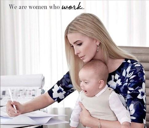 Ivanka Trump - cô con gái đứng sau thành công của Donald Trump - ảnh 3
