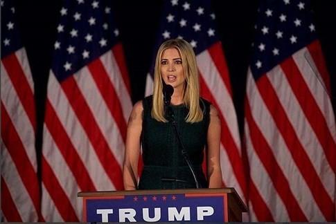 Ivanka Trump - cô con gái đứng sau thành công của Donald Trump - ảnh 6