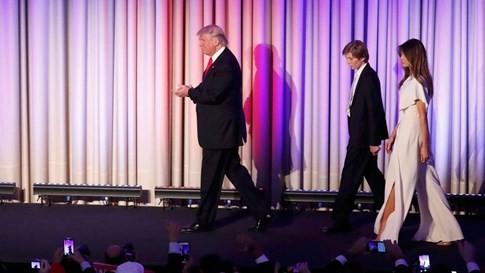 Đắc cử tổng thống Mỹ, ông Donald Trump thay đổi cỡ nào? - ảnh 2