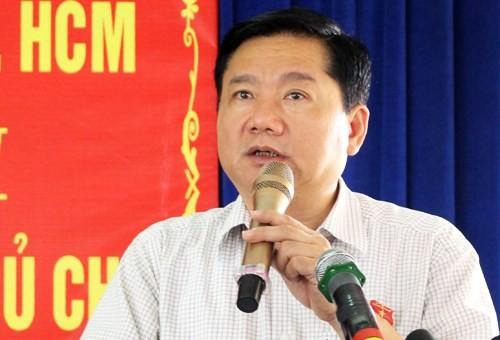 """Ông Đinh La Thăng: """"Ngân sách bị cắt giảm sẽ ảnh hưởng lớn đến TP. HCM"""""""