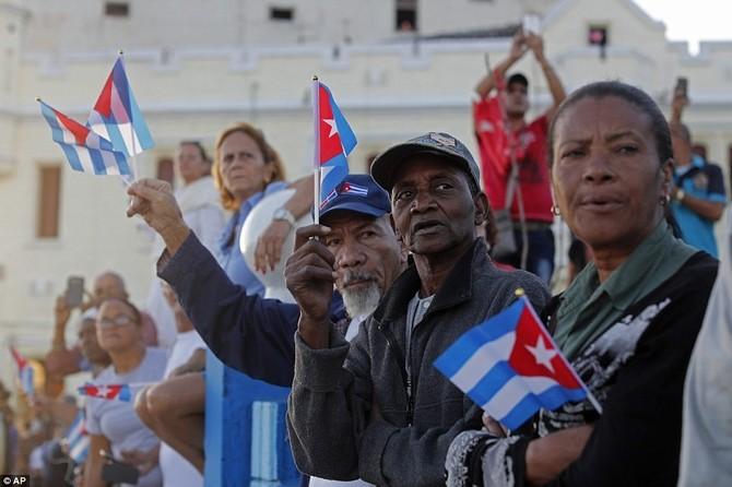 Hanh trinh cuoi cung cua lanh tu Fidel Castro ve noi an nghi hinh anh 8