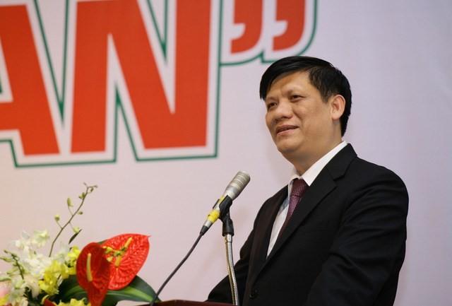 Ông Nguyễn Thanh Long tiếp tục làm Thứ trưởng Bộ Y tế