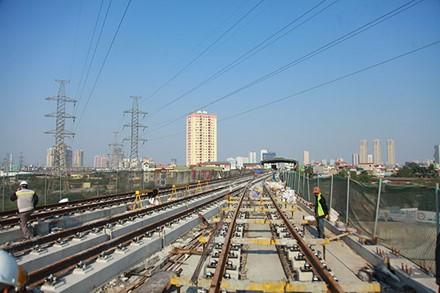 Dự án đường sắt trên cao Cát Linh – Hà Đông giờ ra sao? ảnh 1
