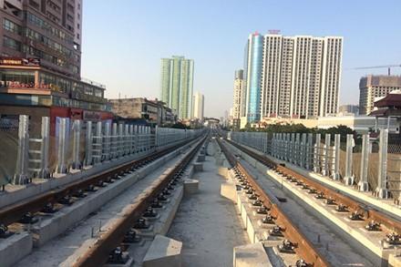 Dự án đường sắt trên cao Cát Linh – Hà Đông giờ ra sao? ảnh 3