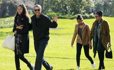 Vất vả dọn nhà như Tổng thống Obama - ảnh 2