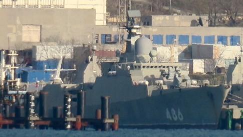 Xem cặp chiến hạm Gepard Việt Nam sẵn sàng thử nghiệm ở Biển Đen - ảnh 1