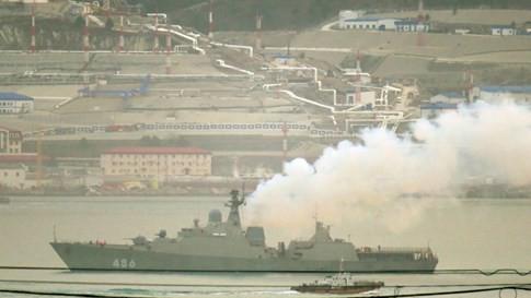 Xem cặp chiến hạm Gepard Việt Nam sẵn sàng thử nghiệm ở Biển Đen - ảnh 3