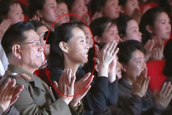 'Tham cung noi chien' o gia dinh Kim Jong Un hinh anh 2