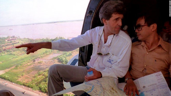 Ngoai truong John Kerry va moi duyen no voi Viet Nam hinh anh 4