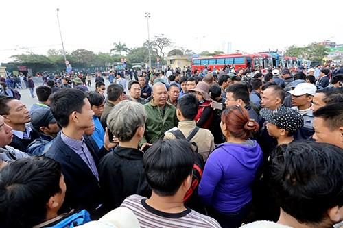 Vì sao nhiều nhà xe phản ứng việc điều chuyển luồng tuyến ở Hà Nội?