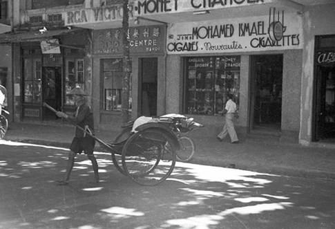 Quản lý vỉa hè xưa ở Hà Nội - ảnh 1