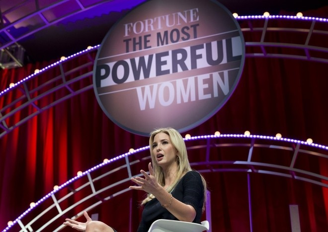 Ivanka Trump - từ tiểu thư đến nữ doanh nhân quyền lực