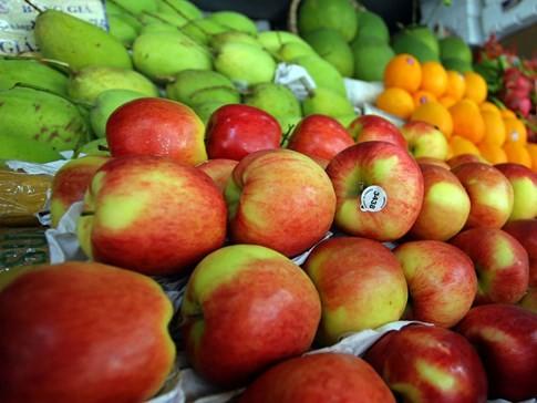 Đi chợ trái cây ngoại 2