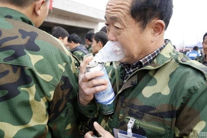 Không khí sạch giá rẻ Trung Quốc cháy hàng