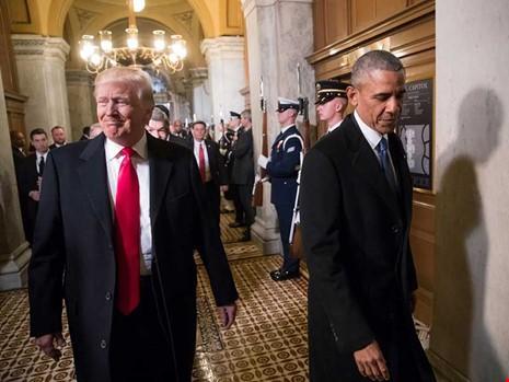 Những ngày 'hưu trí' đầy biến động của ông Obama - ảnh 1