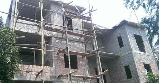Cán bộ thôn xây nhà tiền tỷ vẫn trong diện hộ nghèo