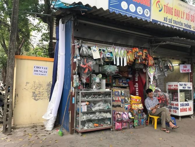 cửa hàng siêu nhỏ, cửa hàng