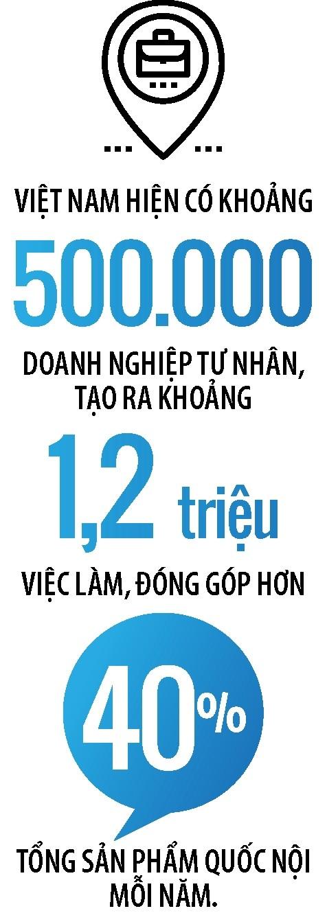 Doanh nghiep tu nhan Viet Nam lon den dau?