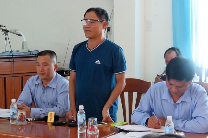 Vụ tàu cá vỏ thép hư hỏng: Bảo Minh né trách nhiệm? - ảnh 1