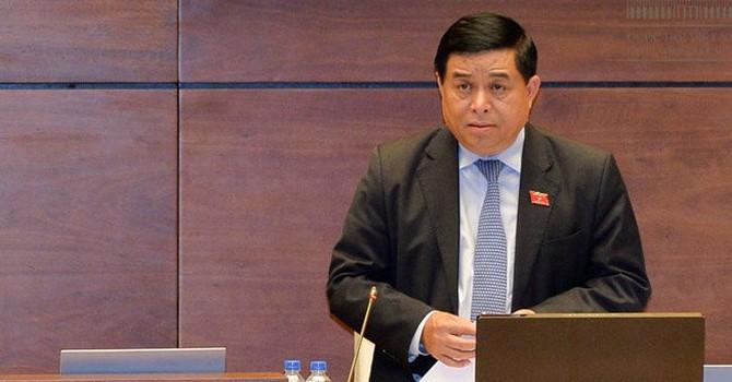 Bộ trưởng Kế hoạch và đầu tư: Có địa phương xin dự án trước, sau về mới chuẩn bị chi tiết
