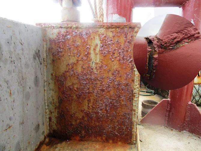 Ngư dân Thanh Hóa cũng khốn khổ vì tàu vỏ thép hỏng - ảnh 3