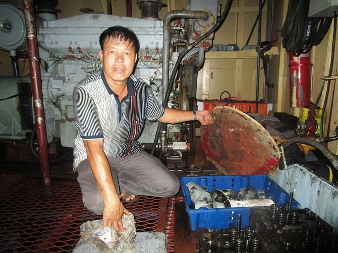 Ngư dân Thanh Hóa cũng khốn khổ vì tàu vỏ thép hỏng - ảnh 4